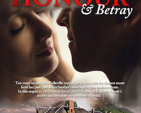 Announcing publication Date: To Love, Honour & Betray