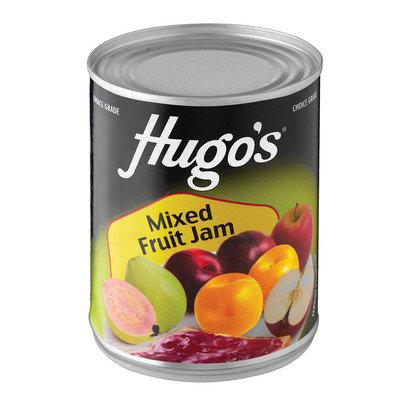 Hugo's Mixed Fruit Jam 450g