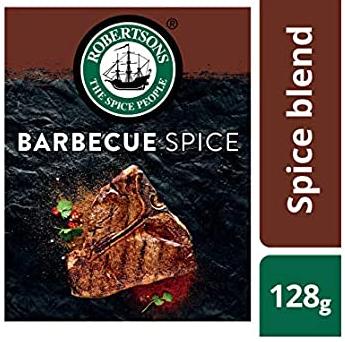 Robertsons - BBQ Spice 128g