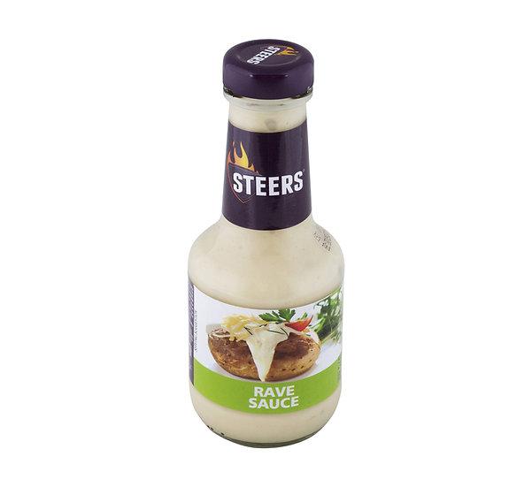 Steers Sauce Rave (375ml