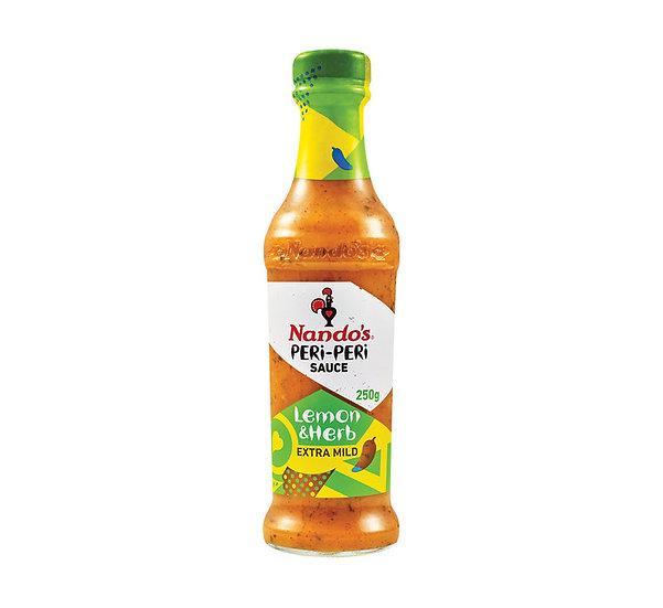 Nandos Sauce Lemon and Herb 250ml