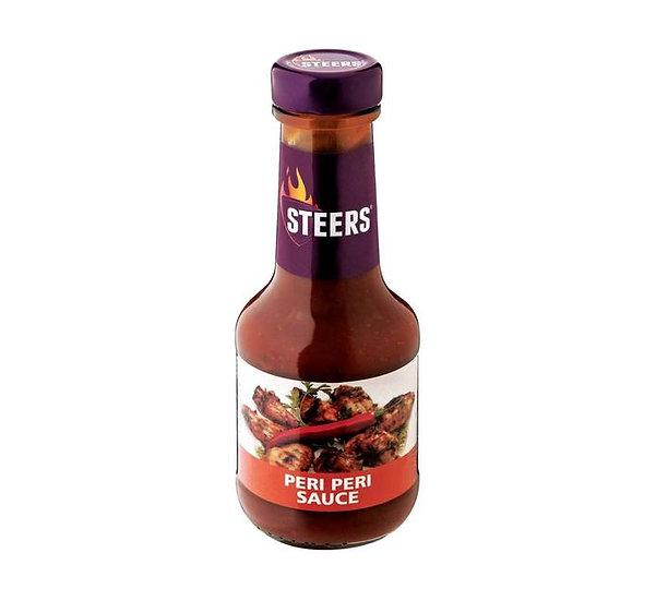 Steers Sauce Peri Peri 375ml