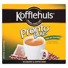 koffiehuis Pronto Bags