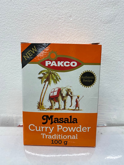 Masala curry powder