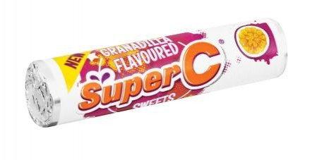 Super C  Granadilla Flavoured