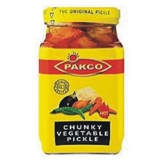 Pakco Chunky Vegetable  Pickle 400g