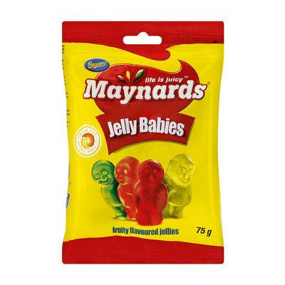 Maynards Enerjelly Babies 75g