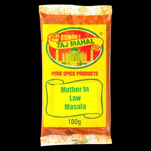 Osmans Mother in Law Masala 100g