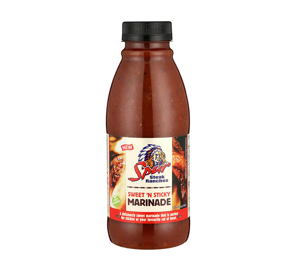 SPUR Sauce Sweet And Sticky 500ml