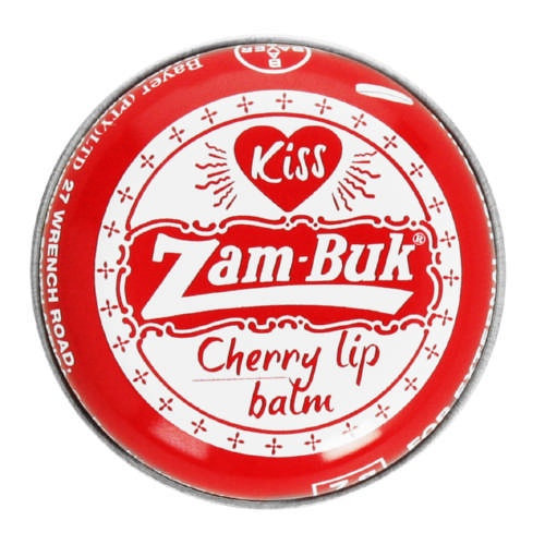 Zam Buk  Cherry lip 7g