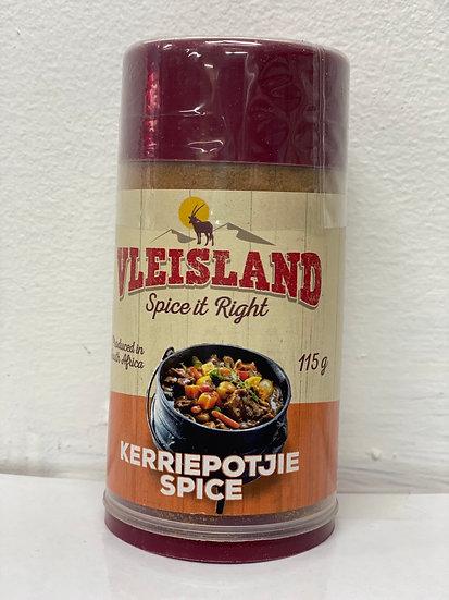 Vleisland Kerriepotjie Spice