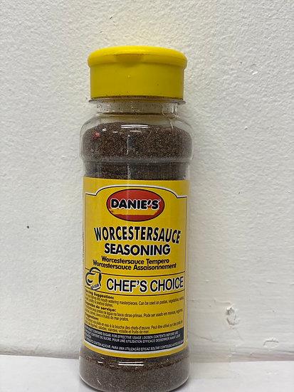 Dannie's Worcestersauce Chef's  Choice