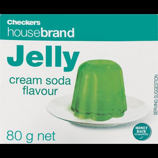 House Brand Jelly Cream Soda 80g