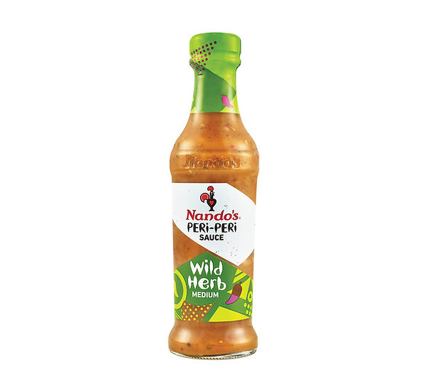 Nandos Sauce Wild Herb 250ml