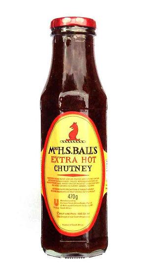 Mrs Balls Chutney - Etra Hot 470g