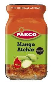 Pakco mild Mango Atchar