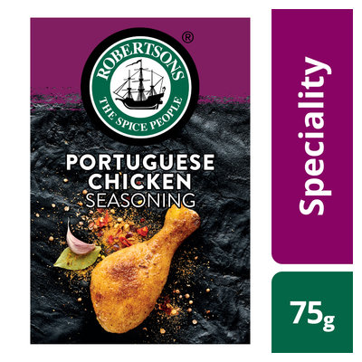 Robertsons Portuguese Chicken 75g5