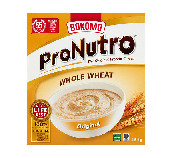 Pronutro Wholewheat - Original 500g