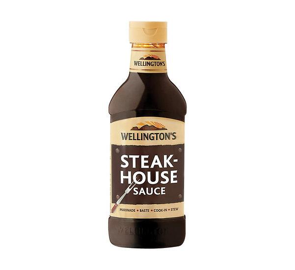 Wellingtons Steakhouse Sauce 700ml