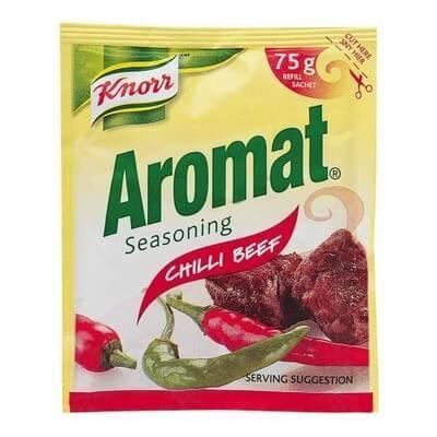 Aromat Chilli Beef