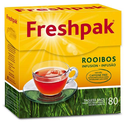 Freshpak Rooibos 80 bags