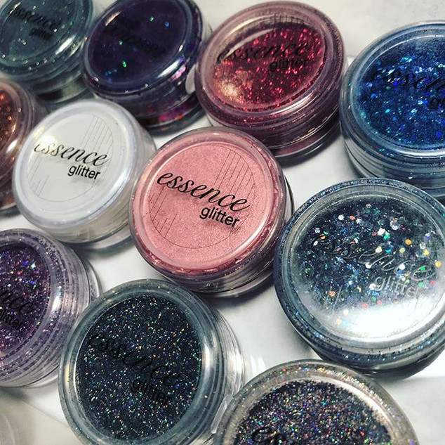 'You can never have to much glam in your