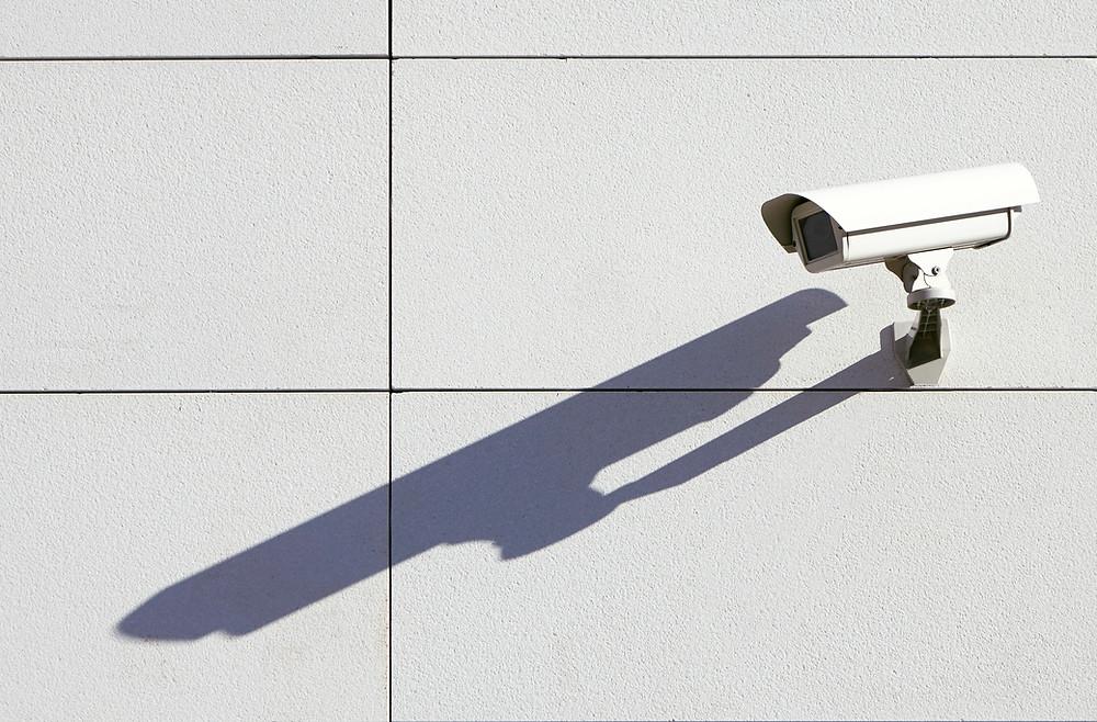 Symbolbild Sicherheitsüberwachung