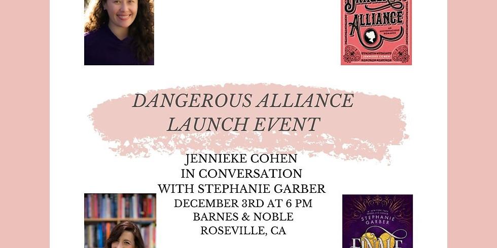DANGEROUS ALLIANCE Launch Party Sacramento