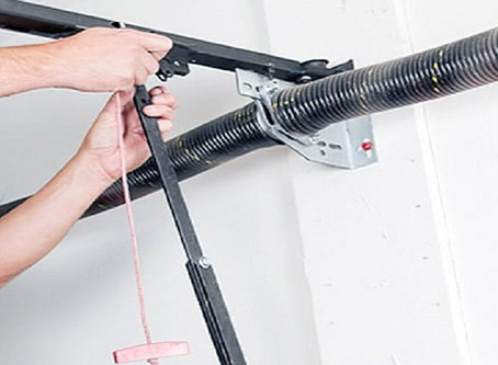 A Beginners' Guide about Different Types of Garage Door Repair Services by GD4Less in LA