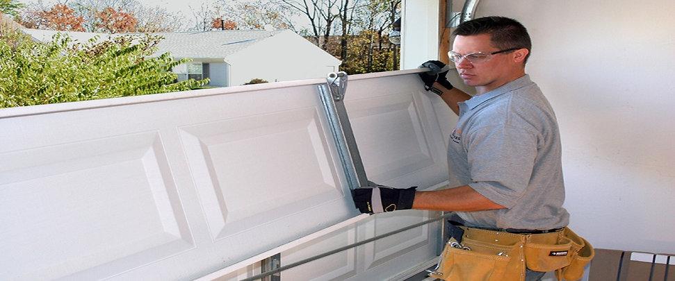 Garage Door Panel replacment