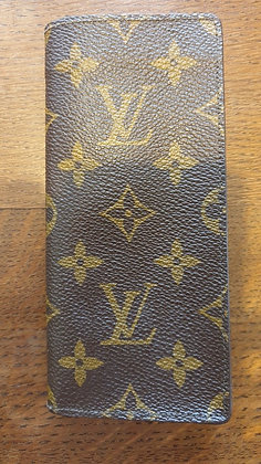Louis Vuitton pochette for glasses
