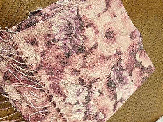 Pashmina Roses pink