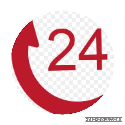 Cleo 24u creme (dag- en nacht)