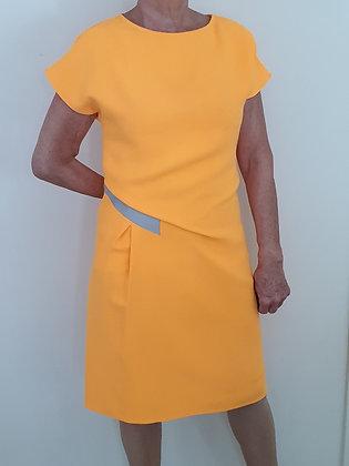 Natan Edition 5 (vintage) dress orange vif