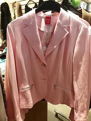 Only-M Pink  stretch blazer