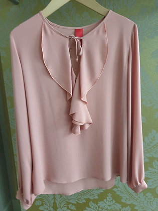 Only-M bloes 'Jabot' roze
