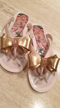 Ted Baker slipper pink preloved