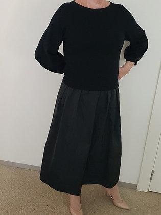 Peserico (vintage) long dress Black