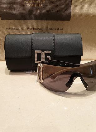 Dolce & Gabbana zonnebril Beige