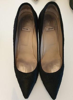 Natan (vintage) black poulain