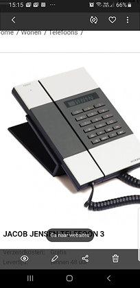 Jacob Jensen vintage telefoon
