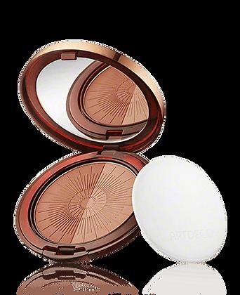 Artdeco bronzing powder compact 90