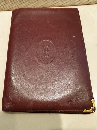 Cartier vintage portefeuille-wallet