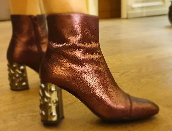 Unisa new boots aubergine