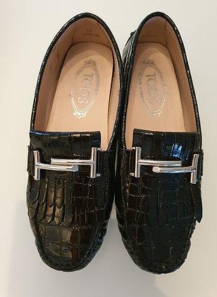 Tod's (new) black crocoprint