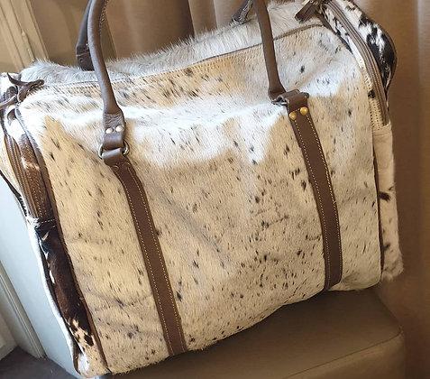 Travel bag Cowskin xl