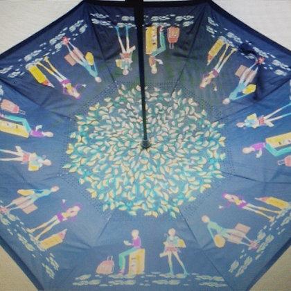 Paraplu luxe People