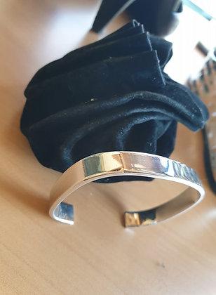 Dinh Van bracelet silver square