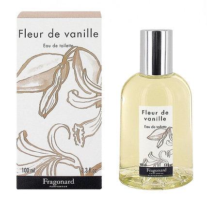 Fragonard Fleur de vanille  edt 100ml vapo