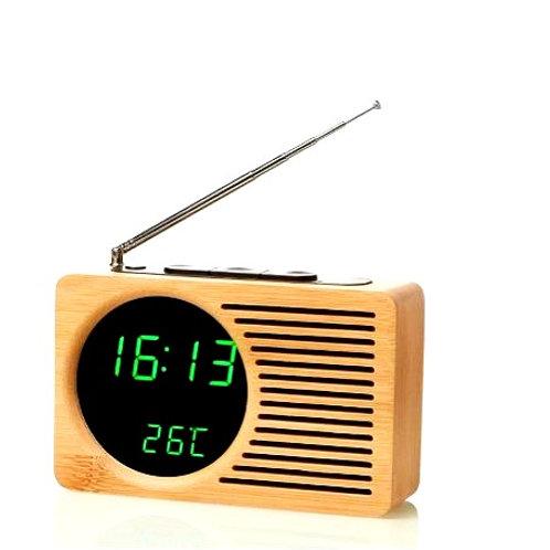 Цифровой радиобудильник